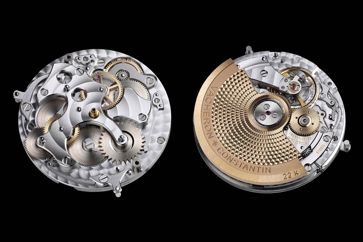 Vacheron Constantin Traditionnelle Day-Date And Power Reserve Limited Edition Only For North America