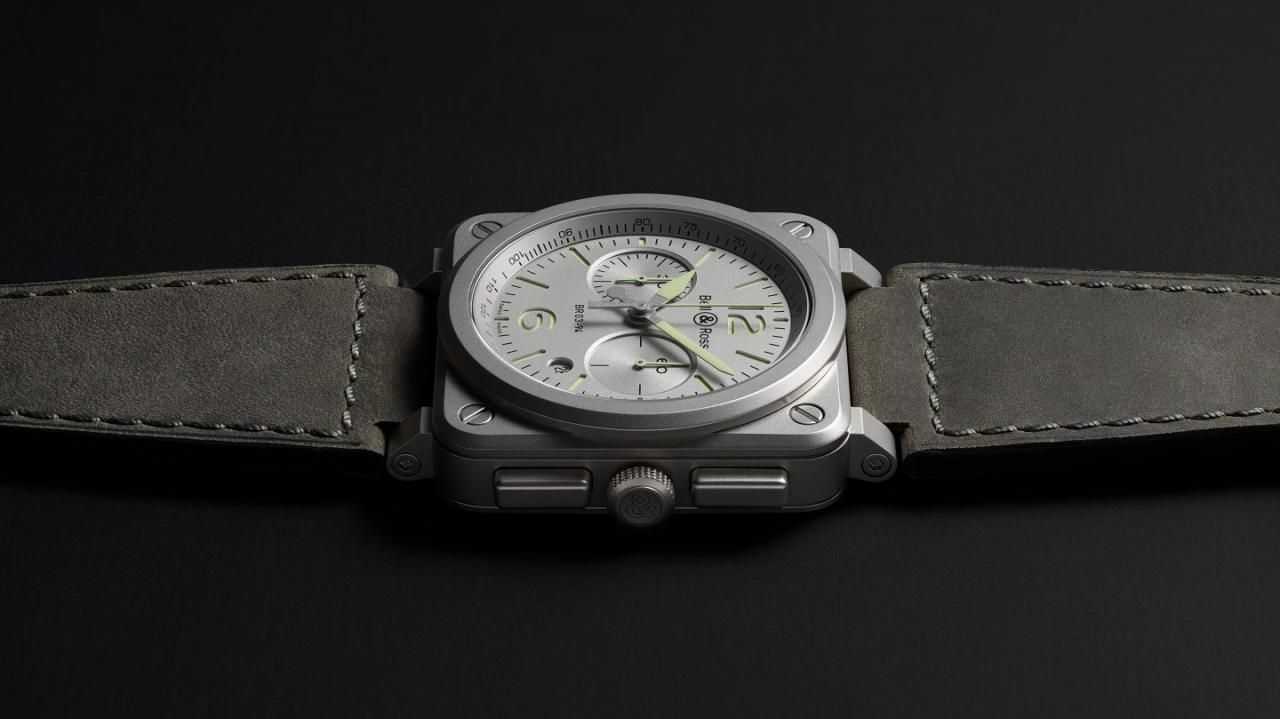Bell & Ross BR03-94 Horolum And BR03-92 Horoblack Watches Watch Releases