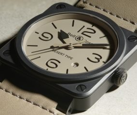 Bell & Ross BR-03 Desert Type Collection Watches Watch Releases