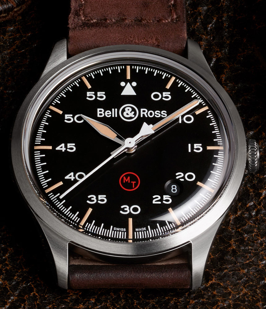 Bell & Ross V1-92 Military Watch Watch Releases